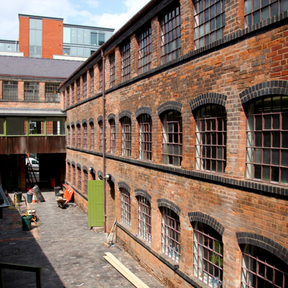 2015 Historic England Angel Awards Winners Coffin Works Birmingham