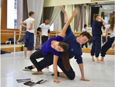 Royal Ballet SAchool