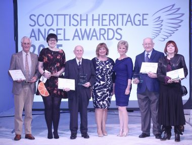 Scottish Heritage Angel Awards 2015