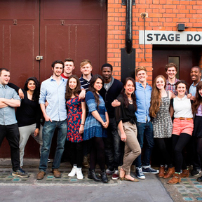 GRANTS AWARDED 2014 OCT National YOuth Theatre REP 2013 Company photo by Helen Maybanks