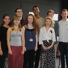 GRANTS AWARDED 2015 MARCH BRIT School 1 photo the BRIT School