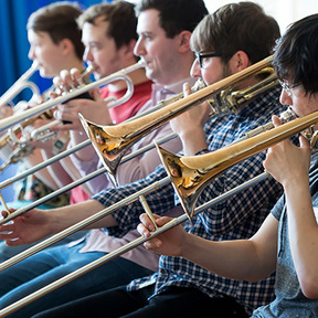 GRANTS AWARDED 2015 MARCH National Orchestra for All Image 2 photo Bill Knight