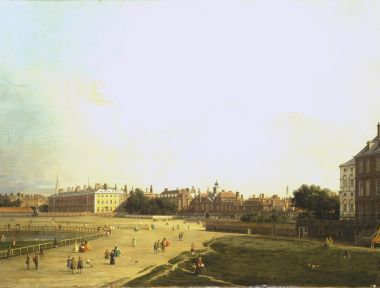 The Old Horse Guards from St James's Park