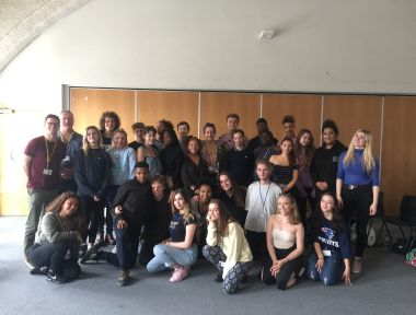The BRIT School New Bridge Company 2017