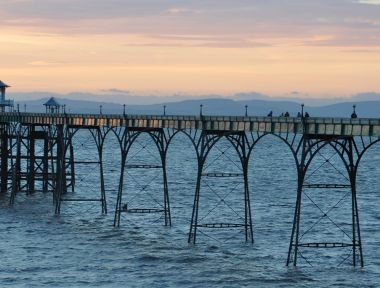 Historic England Angel Awards Clevedon Pier